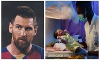 Lionel Messi le dedicó un mensaje a los sanitarios que luchan contra el coronavirus. (Foto Prensa Libre: Hemeroteca PL e Instagram)
