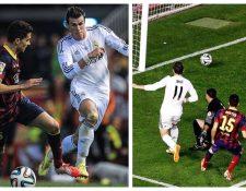 Esta es una de las jugadas históricas de Gareth Bale en el Real Madrid. (Foto Prensa Libre: Instagram)
