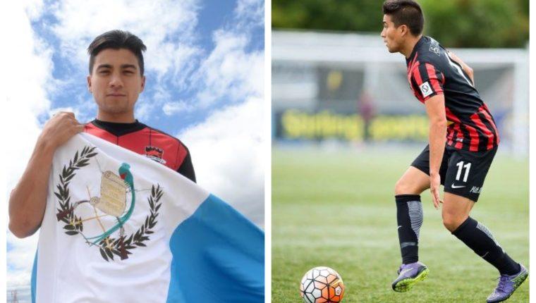 Juan José Chang, el futbolista guatemalteco que pasa en Nueva Zelanda la crisis del coronavirus. (Foto Prensa Libre: Twitter)