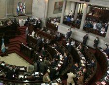 El Congreso de la República ha impedido el ingreso de periodistas a las sesiones efectuadas durante la cuarentena por el covid-19. (Foto Prensa Libre: Hemeroteca PL)