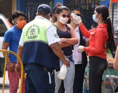 Zacapa toma sus medidas de prevención para prevenir contagios de coronavirus. (Foto Prensa Libre: Wilder López).