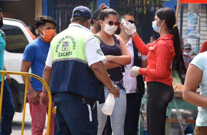 Área de Salud confirma otros cuatro casos de coronavirus en Zacapa y cifra sube a seis