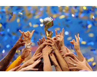 Costa Rica y Panamá eran los organizadores de la Copa del Mundo Femenina. (Foto Redes)