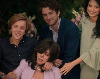 Netflix estrenó este 23 de abril del 2020 la última temporada de La Casa de las Flores (Foto Prensa Libre: Netflix)