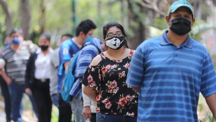 En Estados Unidos han muerto 37 guatemaltecos y uno se registró en Ecuador. Además, hay 55 infectados en el extranjero. (Foto Prensa Libre: Hemeroteca PL)