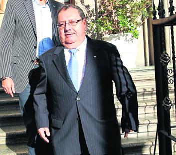 Rafael Salguero es acusado de recibir US$1 millón a cambio de su voto a favor de Rusia como sede del Mundial