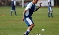 Stheven Robles es una pieza importante de la Selección Nacional de Guatemala. (Foto Prensa Libre: Hemeroteca PL)