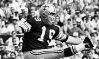 Tom Dempsey, exjugador de la NFL murio por complicaciones con el covid-19. (Foto Prensa Libre: Redes)