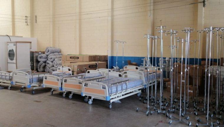Corporación Multi Inversiones realizó una donación de Q8 millones en equipo médico en el departamento de Quetzaltenango. Foto Prensa Libre: Cortesía