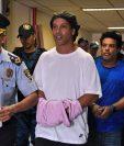 Ronaldinho dejará la cárcel, pero permanecerá en Parguay. (Foto Prensa Libre: AFP)