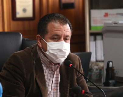 Alcalde de Xela evaluará el cierre de la ciudad ante el aumento de casos de coronavirus
