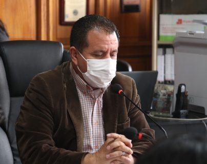 Alcalde de Xela pedirá en Semana Santa sabiduría para las personas que no quieren cuidarse del covid-19
