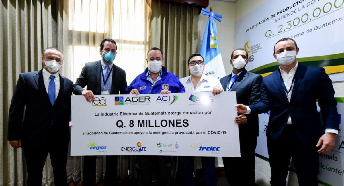 Industria Eléctrica en Guatemala aporta para satisfacer las necesidades de la población