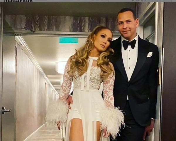La estrategia de Jennifer López y Alex Rodríguez para celebrar su boda