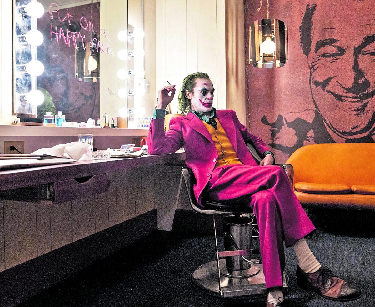 Joker: Estas son las imágenes inéditas de Joaquin Phoenix durante el rodaje