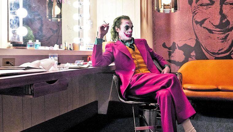 Joaquin Phoenix ganó el Oscar por su interpretación del Joker. (Foto Prensa Libre: Hemeroteca PL)