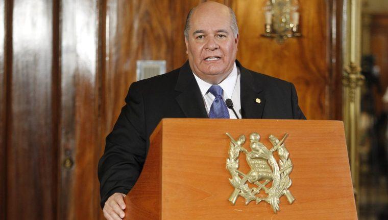 Julio Ligorría pide separación de fiscales mientras se mantiene prófugo de la justicia. (Foto Prensa Libre: Hemeroteca PL)