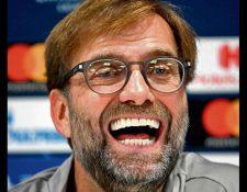 Jürgen Klopp, técnico del Liverpool FC. (Foto Prensa Libre: Hemeroteca PL)