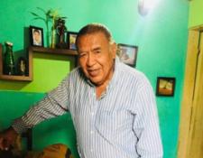 Fernández Lugo fue uno de los referentes cremas en 1970. (Foto Prensa Libre: Familia Fernández)