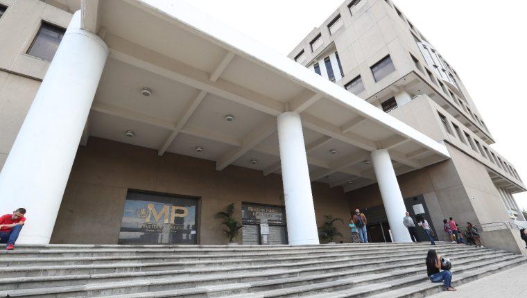 El informe también resalta un buen trabajo de investigación en el Ministerio Público (MP). (Foto: Prensa Libre: HemerotecaPL).