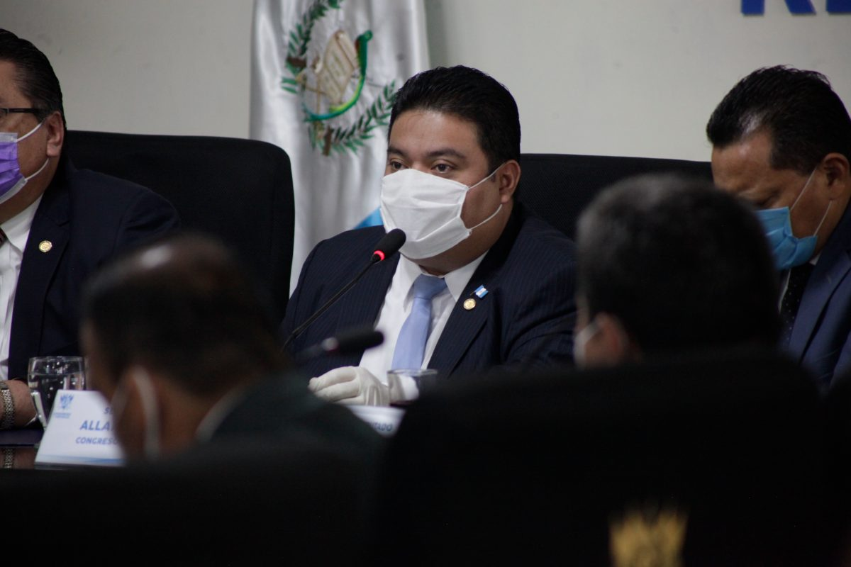Cómo justifica Allan Rodríguez la prisa por la aprobación del presupuesto 2021