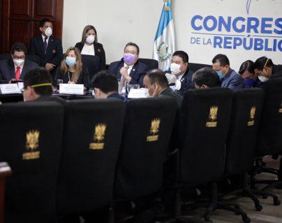Según la PDH desde que asumió la actual legislatura se ha reducido la información pública del Congreso. Fotografía: Prensa Libre (Noé Medina)