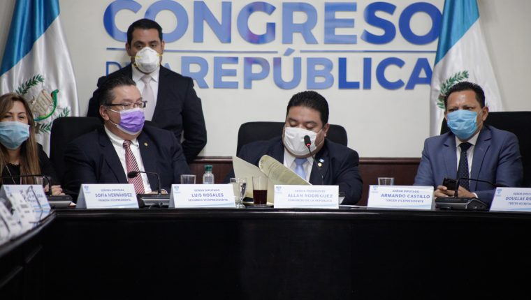 Junta Directiva del Congreso