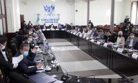 El 15 de mayo finaliza el primer período de sesiones ordinarias dentro del Congreso. (Foto Prensa Libre: Noe Medina)