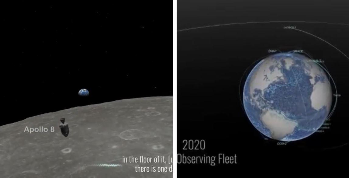 Día de la Tierra: El sorprendente video de la Nasa en el que muestra cómo observó al planeta durante 50 años