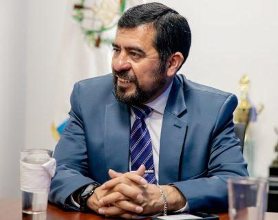 Miguel Ovalle, presidente del Anam, vuelve a dar positivo a covid-19