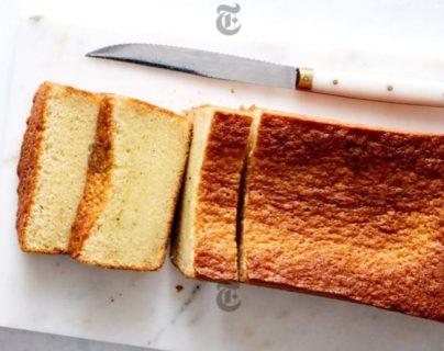 La harina de arroz se ha convertido en una opción excelente e inusual. (Yossy Arefi / The New York Times)