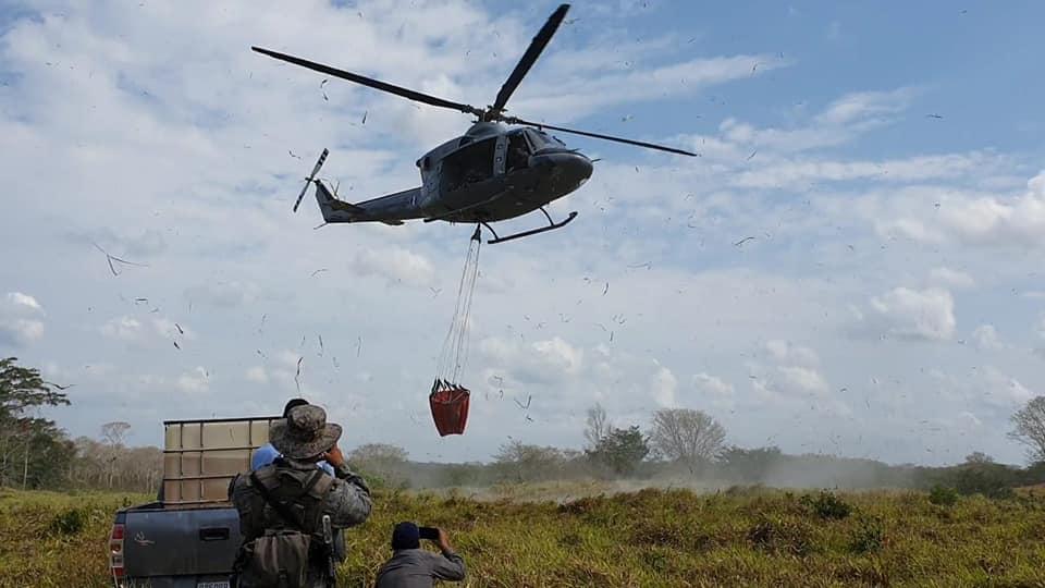 Defensa y SAAS licitan reparación de aeronaves en medio de crisis