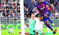 El Barcelona y el Real Madrid estarían clasificados a la Champions League. (Foto Prensa Libre: Hemeroteca PL)