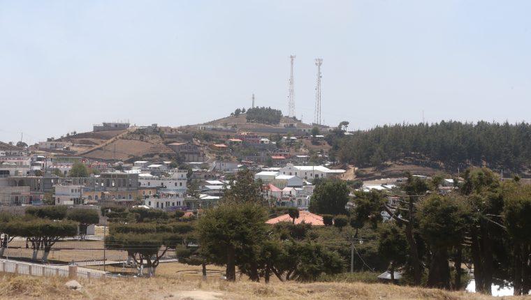 Vecinos de Santa Catarina Ixtahuacán y Nahualá se enfrentan  por un litigio de tierras. (Foto Prensa Libre: Hemeroteca PL)
