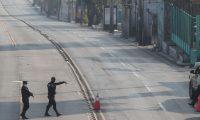 Guatemala mantiene toque de queda para prevenir contagios de coronavirus. (Foto Prensa Libre: Hemeroteca PL)