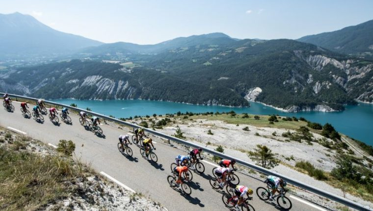 El Tour de Francia 2020 ya tiene nuevas fechas. (Foto Prensa Libre: Twitter Tour de Francia)
