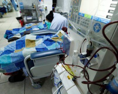 En sus distintas sedes Unaerc atiende a unos seis mil pacientes en toda Guatemala. (Foto Prensa Libre: Hemeroteca PL).
