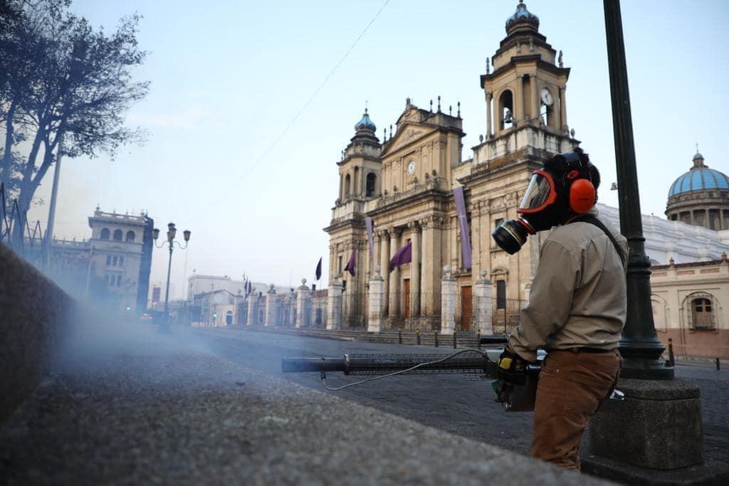 Coronavirus: Guatemala y San Miguel Petapa con planes contra el coronavirus
