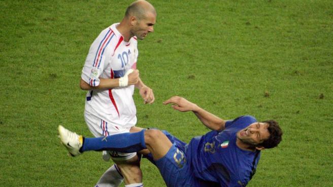 """El italiano Materazzi: """"Mis propios compatriotas me aplastaron, para mí no son verdaderos italianos"""""""