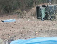 Dos muertos y ocho heridos dejó un accidente en Barberena, Santa Rosa. (Foto Prensa Libre: Bomberos Voluntarios)