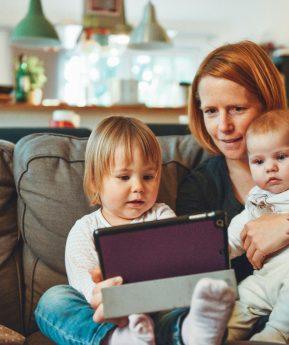 Coronavirus: cómo armonizar el teletrabajo con el cuidado de los hijos durante el confinamiento
