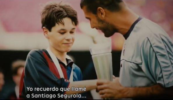 """Messi, Neymar y Guardiola opinan sobre Iniesta en el documental """"El héroe inesperado"""""""