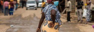 Poblacion en África está en riesgo por el coronavirus