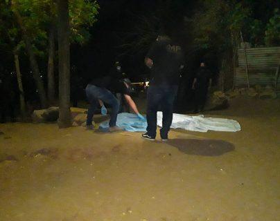 Vecinos alertan que cuerpo de recién nacido fue enterrado y localizado por un perro en La Fragua, Zacapa