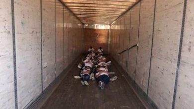 Migrantes guatemaltecos son detenidos por intentar cruzar frontera a EE. UU.