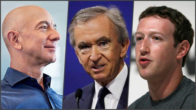 Billionaires 2020| Mira lo que han hecho estos multimillonarios para enfrentar la pandemia del covid-19