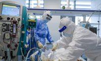 Científicos y el coronavirus