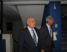 El técnico nacional Wálter Claverí podría ser demandado por la Fedefut. (Foto Prensa Libre: Hemeroteca PL)