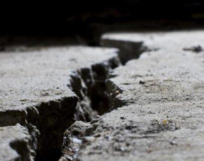 En la tierra se registran sismos todos los días. (Foto Prensa Libre: Hemeroteca PL).