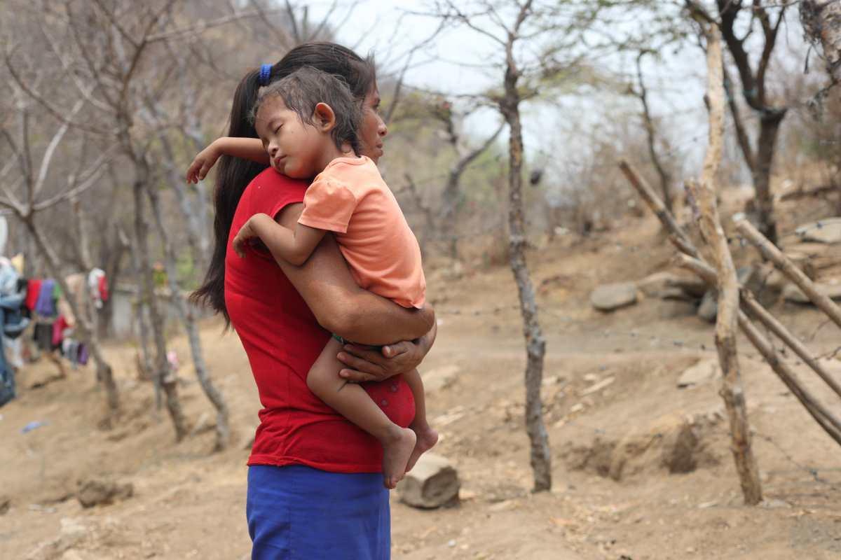Crisis del coronavirus: Desnutrición y el hambre que agobia a varias familias del Corredor Seco